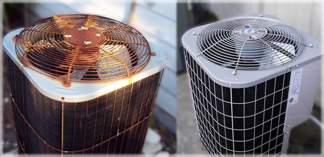 Is Your Air Conditioner Outdated? - Temco Air Environmental