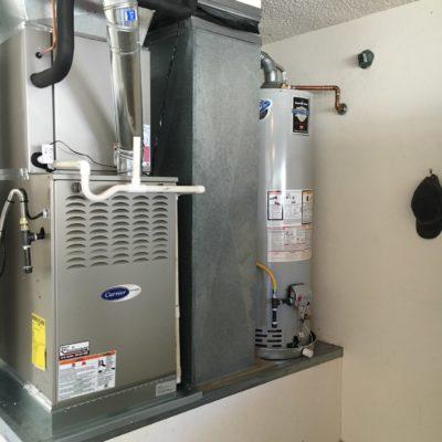 Interior Unit Install